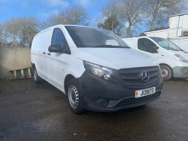 Mercedes Vito LWB **SALE ITEM**