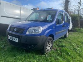 Fiat Doblo multijet wheel chair van **SALE ITEM **