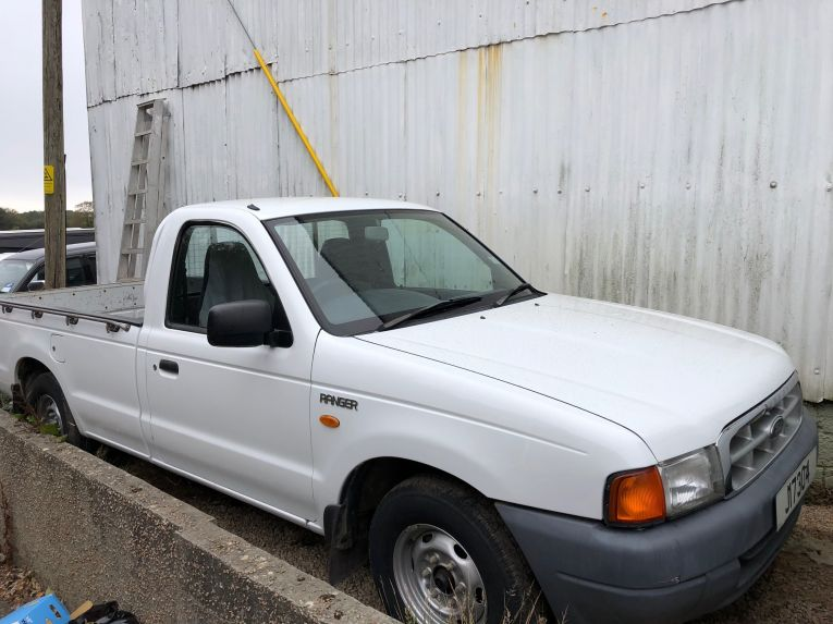 Ford Ranger single cab 4x2