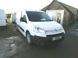 Citroen Berlingo enterprise 625 3 seater