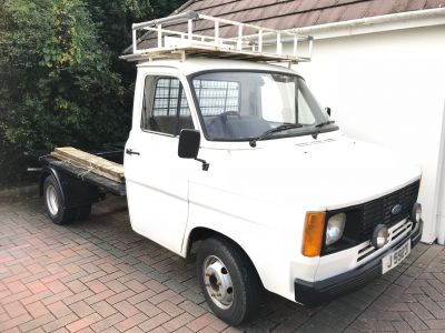 MK2 Ford Transit Beaver recovery truck