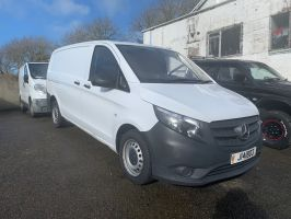Mercedes Vito LWB **SALE ITEM **